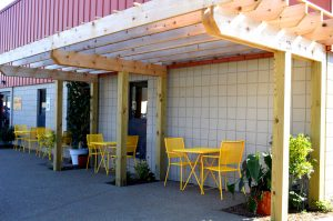 Renovated Patio Space