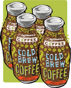cold brew coffee four pack 10 ounces